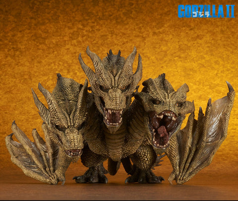 X-Plus Deforeal Series- DF Ghidorah 2019