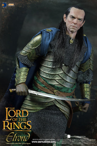 ASMUS TOYS: The Lord of the Rings Elrond 1/6 Scale Figure