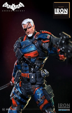 Iron Studios: Arkham Knight Deathstroke (Exclusive)