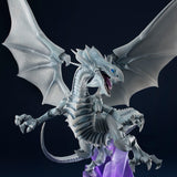 Blue Eyed White Dragon