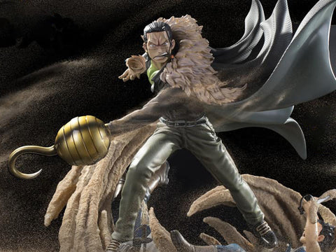 Soul Wing One Piece Sir Crocodile 1/4 Scale Statue