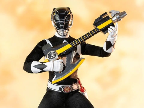 Mighty Morphin Power Rangers Black Ranger 1/6 Scale Figure