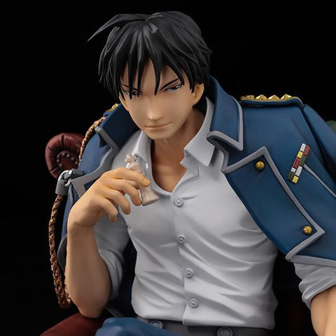 FULLMETAL ALCHEMIST -BROTHERHOOD- Roy Mustang 1/8 Scale Figure