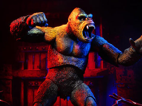 King Kong (Illustrated ver.)