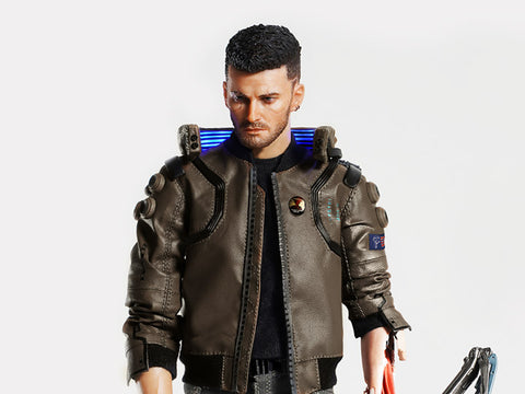 Cyberpunk 2077 V (Male) 1/6 Scale Action Figure