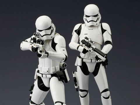Star Wars First Order Stormtrooper Two Pack