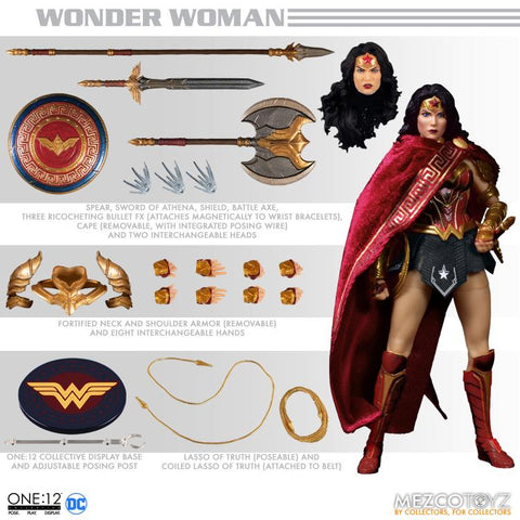 DC Comics One:12 Collective Wonder Woman
