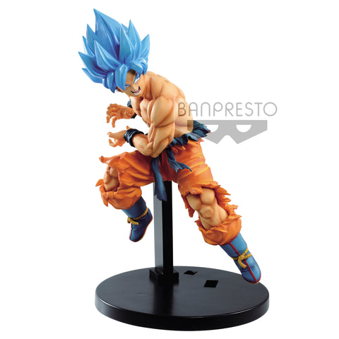 Dragonball Super Tag Fighters SSJ Blue Son Goku