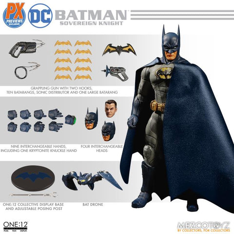 DC Comics One:12 Collective Batman (Sovereign Knight) PX