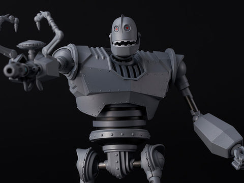 RIOBOT Iron Giant Battle Mode