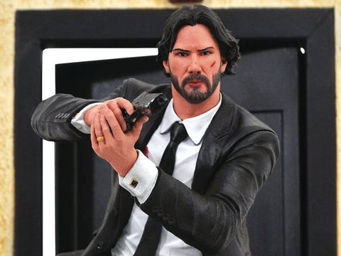 John Wick Gallery Chapter 1 Statue