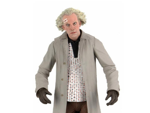 Back to the Future Ultimate Doc Brown Figure