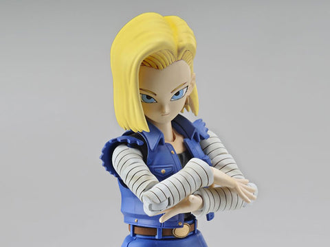 Dragon Ball Figure-rise Standard Android 18 Model Kit
