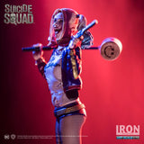 Iron Studios: Suicide Squad Harley Quinn 1/10 Art Scale - GeekLoveph
