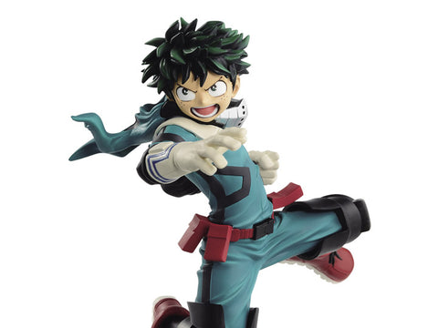 My Hero Academia The Amazing Heroes Vol.10 Izuki Midoriya