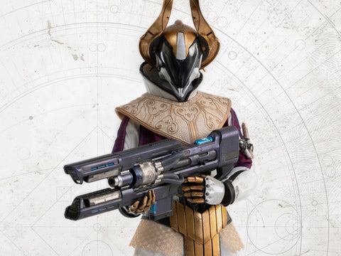 Threezero: Destiny 2 Warlock Philomath Calus's Selected Shader 1/6 Scale