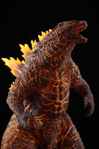 Godzilla: King of the Monsters Hyper Solid Series Godzilla (Burning Ver.)
