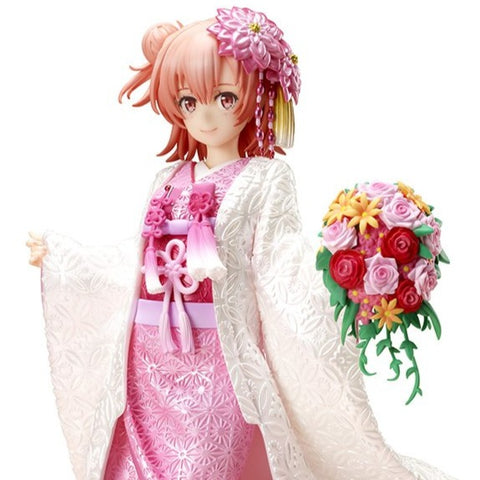 My Teen Romantic Comedy SNAFU F:Nex Yui Yuigahama (Shiromuku Ver.) 1/7 Scale Figure