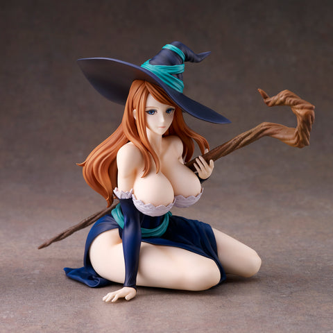 Dragon's Crown - Sorceress Deep Blue Ver.