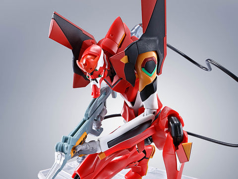 Rebuild Of Evangelion Robot Spirits EVA Unit-02 & S-Type Equipment