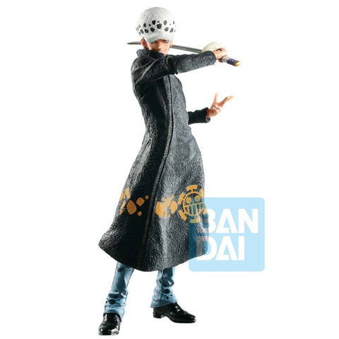Pre Order One Piece 20th History Masterlise Trafalgar Law Figure - GeekLoveph