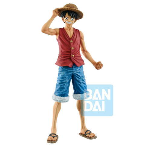 Pre Order One Piece 20th History Masterlise Monkey. D. Luffy Figure - GeekLoveph
