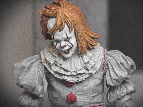 Pre Order It (2017) Ultimate Pennywise (Well House) Figure - GeekLoveph