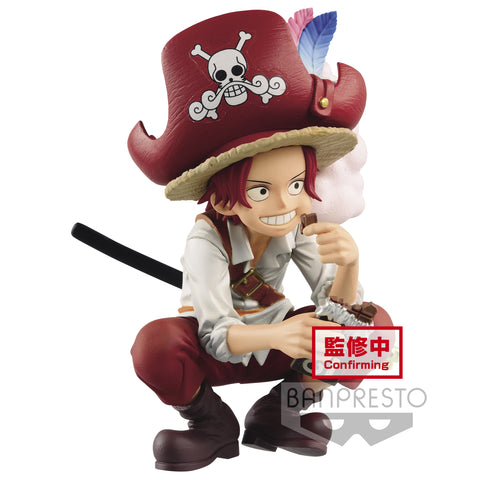 One Piece DXF The Grandline Children Wanokuni Shanks Vol. 1