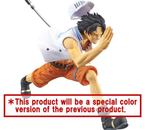 One Piece Magazine Figure A Piece of Dream No.1 Portgas D. Ace (Special Color)