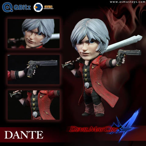 Devil May Cry 4 QBitz Dante