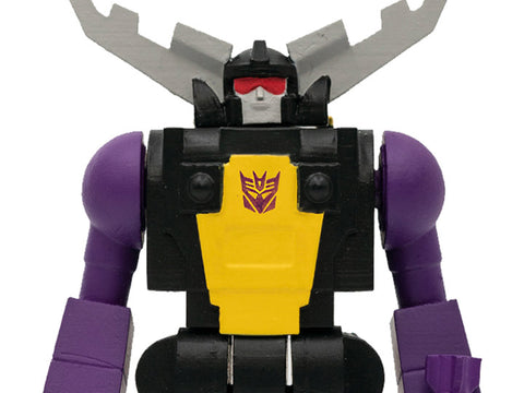 Transformers ReAction Shrapnel Figure