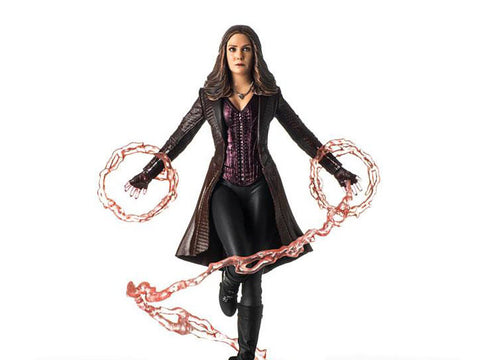 Captain America: Civil War Scarlet Witch 1/10 Art Scale Statue