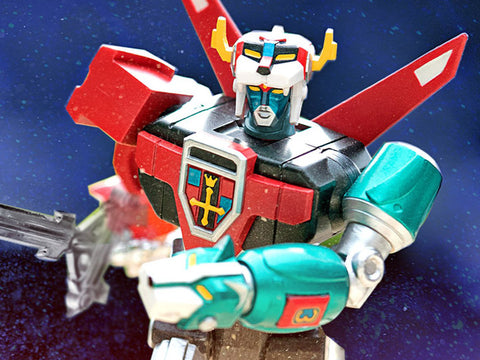 Voltron: Defender of the Universe Ultimates Voltron Figure