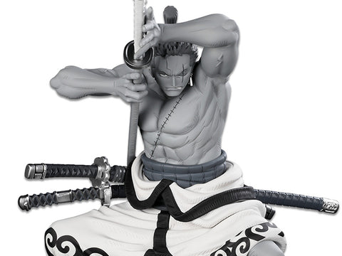 One Piece World Figure Colosseum 3 SMSP Roronoa Zoro (The Tones)