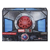 SDCC 2018 Hasbro Marvel Legends Series Red Skull Figure Electronic Tesseract