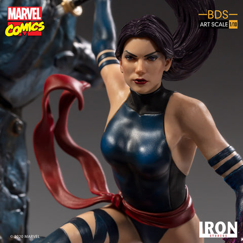 Psylocke BDS Art Scale 1/10 - Marvel Comics