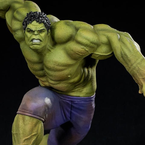 Avengers: Age of Ultron Battle Diorama Series Hulk 1/10 Art Scale Statue