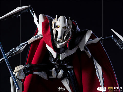 General Grievous Deluxe BDS Art Scale 1/10