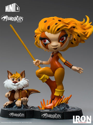 Cheetara & Snarf - Thundercats Mini Co.