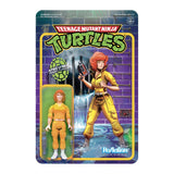 TMNT ReAction April O'Neil Figure