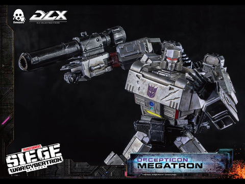 Transformers: War for Cybertron Trilogy DLX Scale Collectible Series Megatron