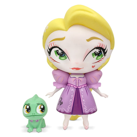 Miss Mindy Vinyl Rapunzel With Pascal