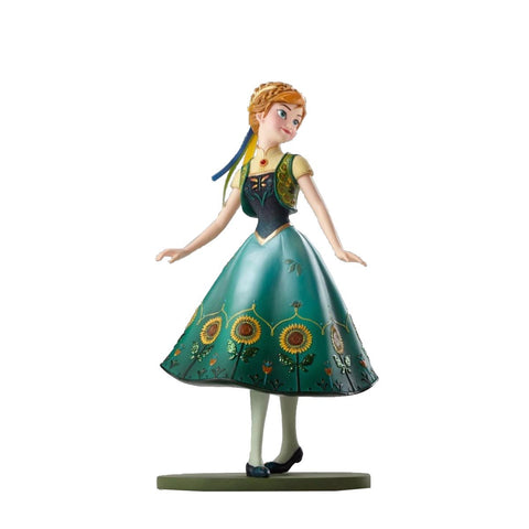 Couture de Force Frozen Fever Anna Figurine