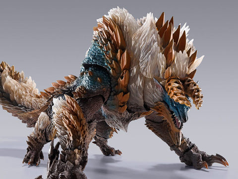 S.H.MonsterArts Zinogre