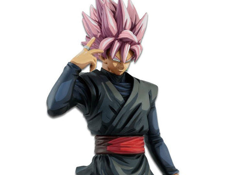 Dragon Ball Super Grandista Manga Dimensions Super Saiyan Rose Goku Black - GeekLoveph