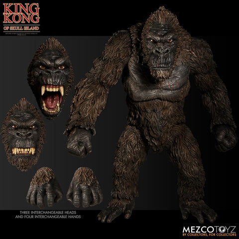Ultimate King Kong of Skull Island (18inches)