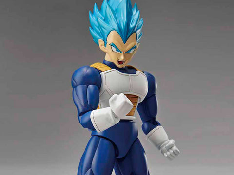 Dragon Ball Super Figure-rise Standard SSGSS Vegeta Model Kit