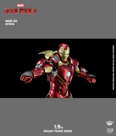 King Arts: Iron Man Mark VIII