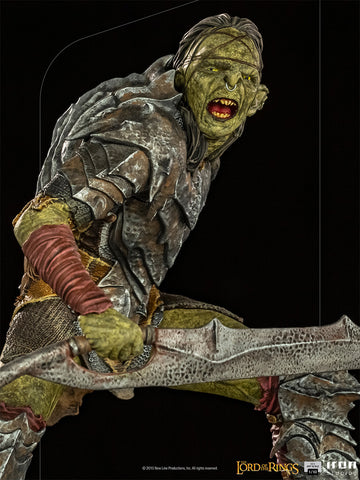 Lord of the Rings - Swordsman Orc BDS Art Scale 1/10