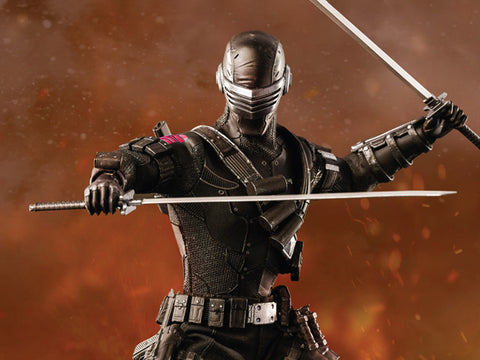 G.I. Joe Snake Eyes 1/6 Scale Figure